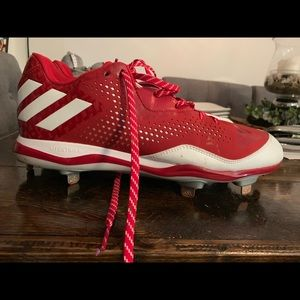 Adidas football cleats (Men's Size 13) 🏈